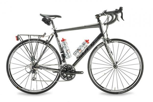 rental aluminium road bike in Italy