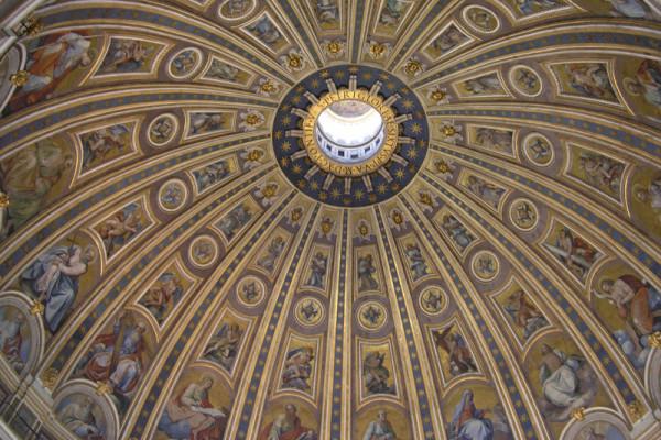 Vatican St Peters Cupola