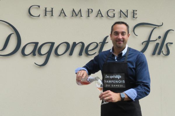 Jérôme of Champagne DAGONET