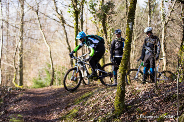 Biketours Coaching Lesson