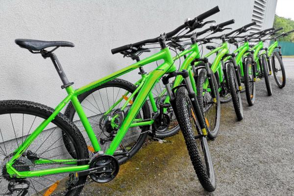 MTB Rental Biketours Luxembourg