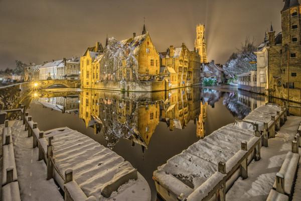Shades of Brugge