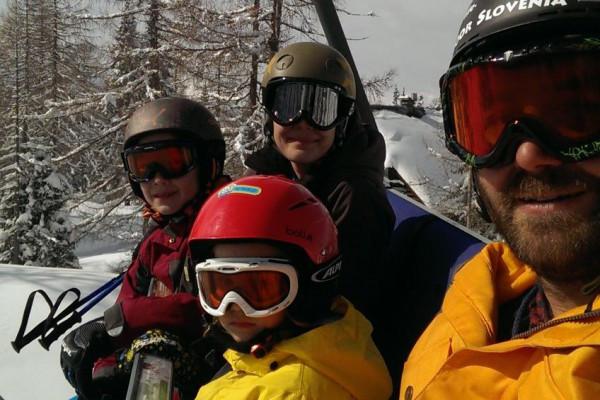 OUTdoor Slovenia Ski Lesson