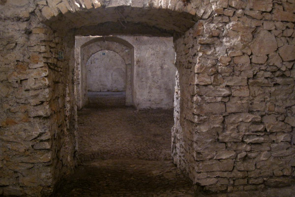 Oldtown, Underground and Dungeon Tour