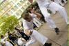 Mobile Capoeira-Show in Darmstadt
