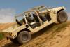 Hummer H1 Offroad fahren in Basdorf