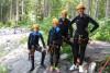 Canyoning Familien Tour Stuibenfälle - Level 1