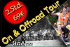 Quad-Sommer / Winter On & Offroad Tour 2 Stunden. - Zeitlarn bei Regensburg