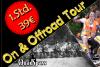Quad-Schnupper Sommer / Winter On & Offroad  Tour 1 Stunden. - Zeitlarn bei Regensburg