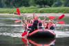 Schlauchboottour Polle - Bodenwerder
