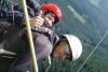 Hängegleiter-Tandemflug in Mayrhofen