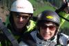 Paragleiter-Tandemflug in Mayrhofen - Höhenflug