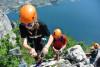 Klettersteig Cima Capi Riva del Garda Trentino