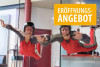 Y - Bodyflying (2 Minuten) für 2
