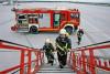 Airport-Tour mit Feuerwehr