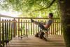 Top-Erlebnis: Kuscheln und Gruseln im Baumhaus