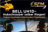 Flug Bell UH-1D Huey 90 Minuten