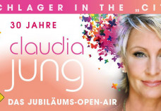 30 Jahre Claudia Jung - Das Jubiläums-Open-Air um Western City Dasing