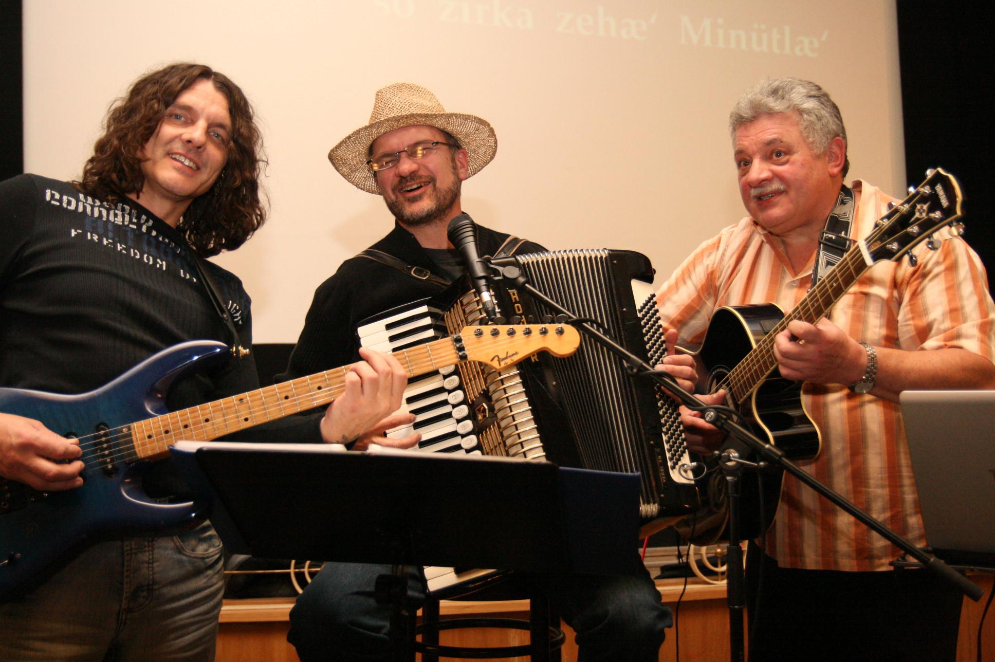 Schwäbische Band - Musik und Comedy