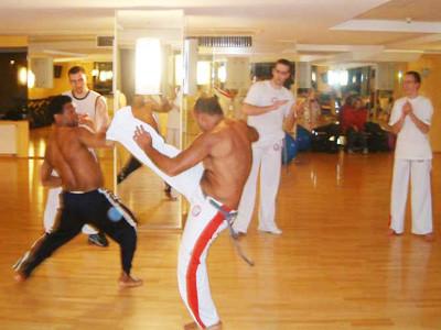Capoeira in Köln für Anfänger und Fortgeschrittene