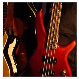 Bassunterricht in Berlin - Lerne E- oder Kontrabass