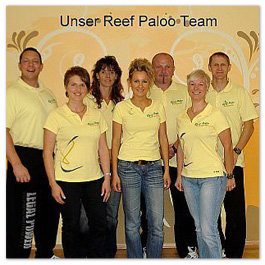 Zumba-Kurs in Schwarzenberg - Fitnessstudio Reef Paloo