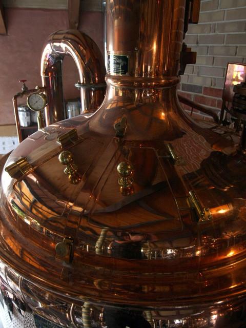 Brauereiführung in Finsterwalde