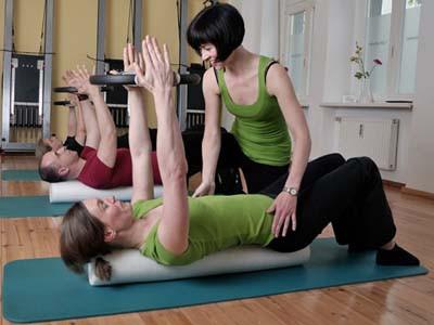 Pilates Berlin - Pilates-Training bei Via Pilates