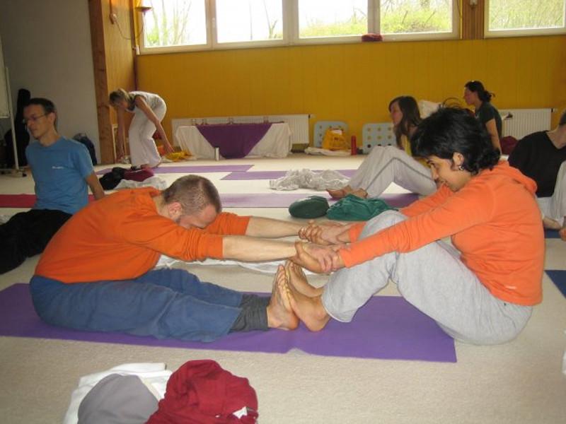Yoga Chemnitz - Probestunde
