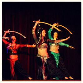 Monatskarte für Orientalischen Tanz in Freiburg