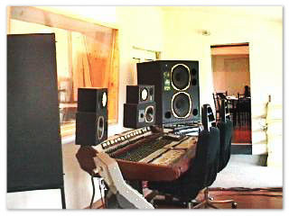 Tonstudioaufnahmen