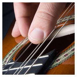Akustikgitarren-Unterricht in Aidenbach