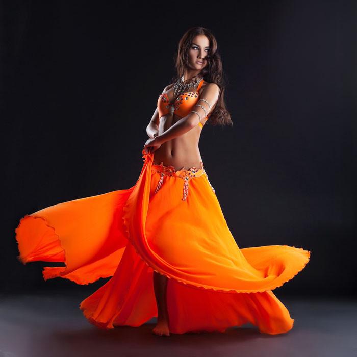 Orientalischer Tanz in Ulm - Schnupperstunden
