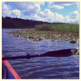 Kanutour in Priepert – Paddeltour in der Seenplatte