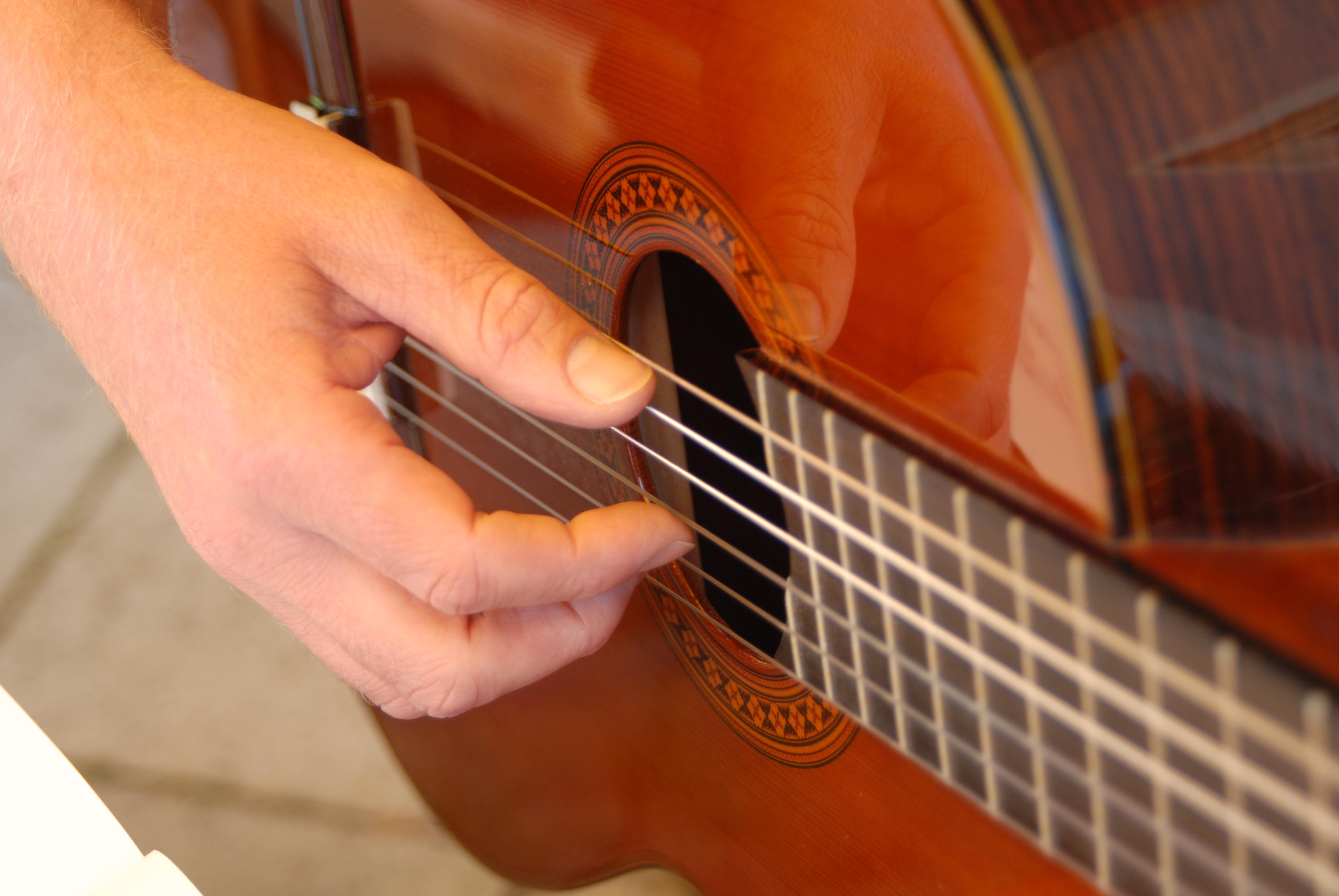Gitarrenunterricht in Nürnberg und Menden