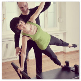 Privates Pilates-Training in Berlin