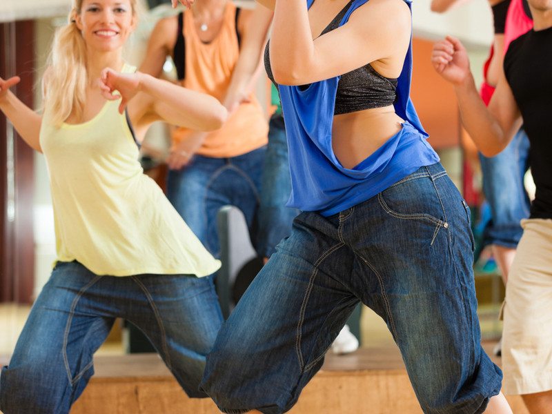 Rhythmik und Tanzworkouts