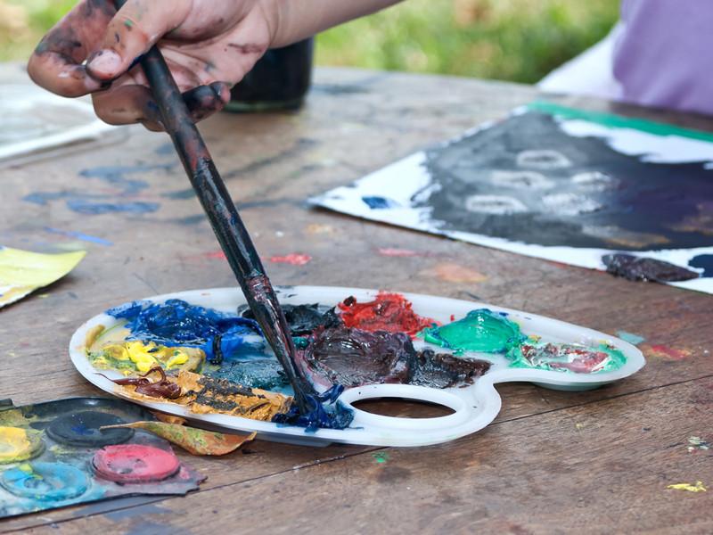 Malen und Zeichnen in Beesenstedt - Wochenendkurs
