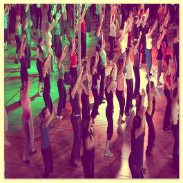 Zumba Fitness in Anspach - Fit tanzen