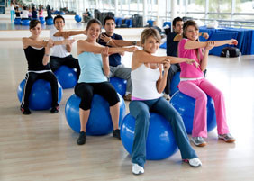 Fitnesstag in Reilingen