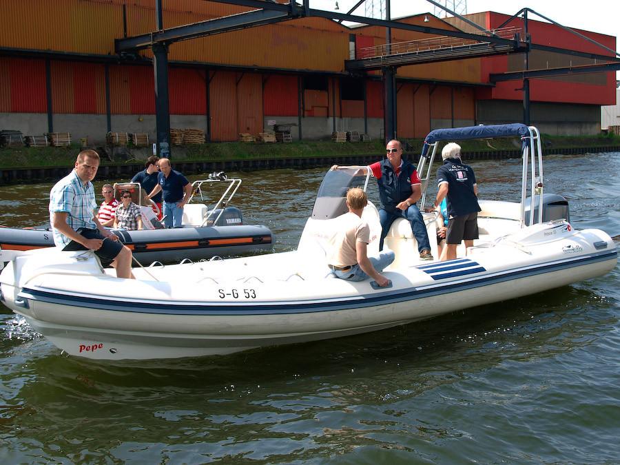 Sportbootführerschein See in Stuttgart