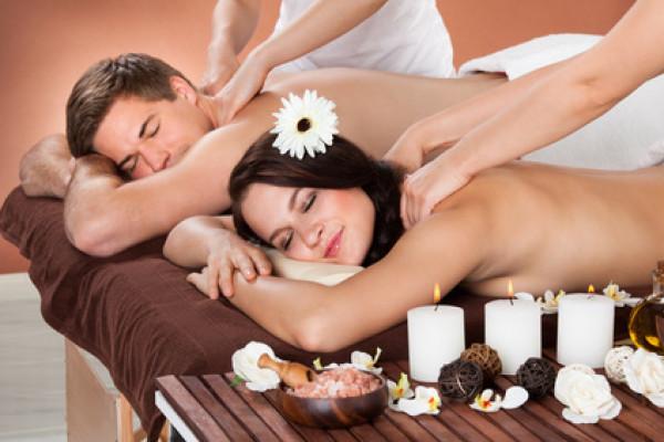 Paarmassage Thai-Öl-Massage in Stuttgart (2 Pers.)