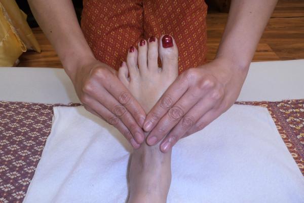 Thai-Fußreflexzonen-Massage in Stuttgart