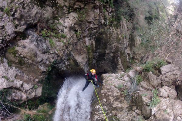 Canyoning auf Mallorca mit Guide und Transfer