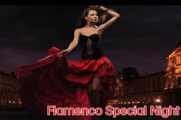 Flamenco Film mit Abendessen für 2 Personen