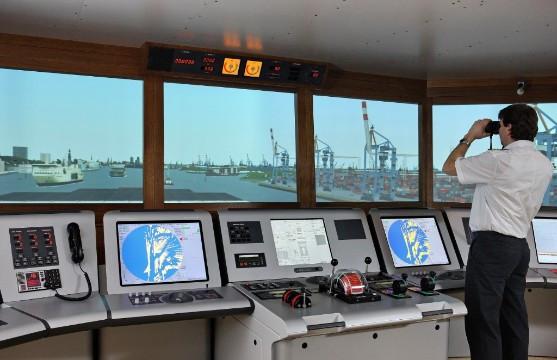 Schiff-Simulator Hamburg