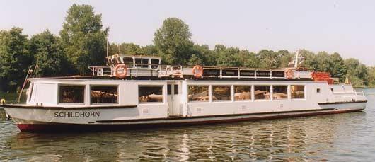 Event-Schiffsrundfahrt nahe Berlin