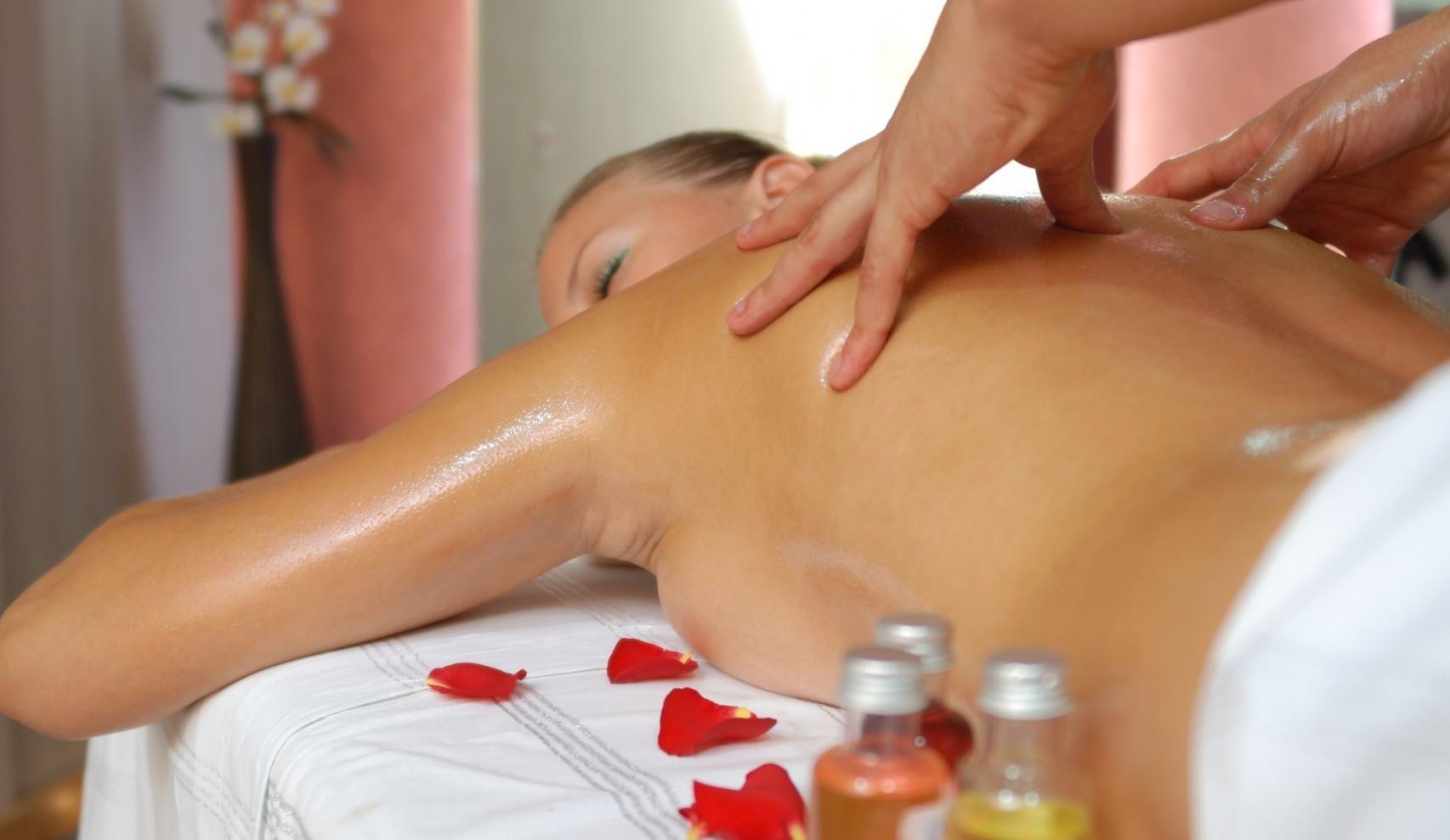 Lomi Lomi Massagen