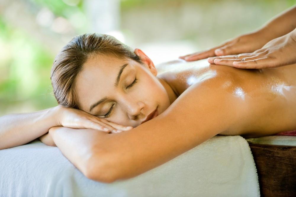 Wellness Massage - Entspannen in Frankfurt