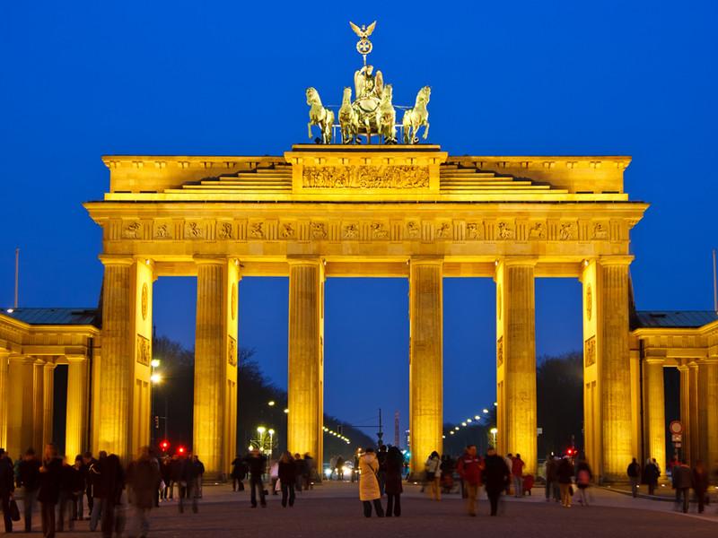 Stadtführung durch Berlin